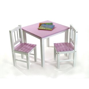 Pink Kidsu0027 Table u0026 Chair Sets  sc 1 st  Wayfair : pink childrens table and chairs - Cheerinfomania.Com