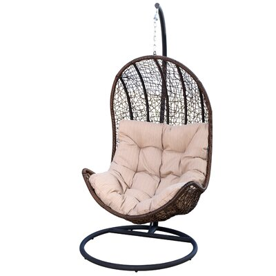 Top Modway Bean Swing Chair with Stand & Reviews | Wayfair XP82