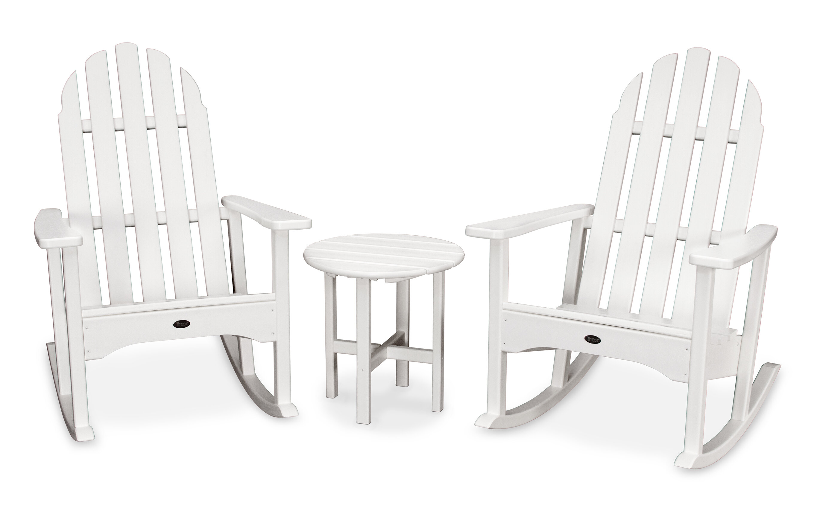 Marvelous Cape Cod Adirondack Rocker Set Creativecarmelina Interior Chair Design Creativecarmelinacom