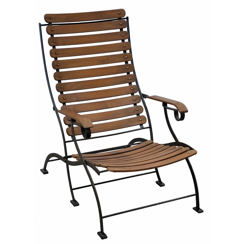 Toscana Folding Camping Chair