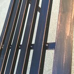 Plow Amp Hearth Blooming Iron Garden Bench Amp Reviews