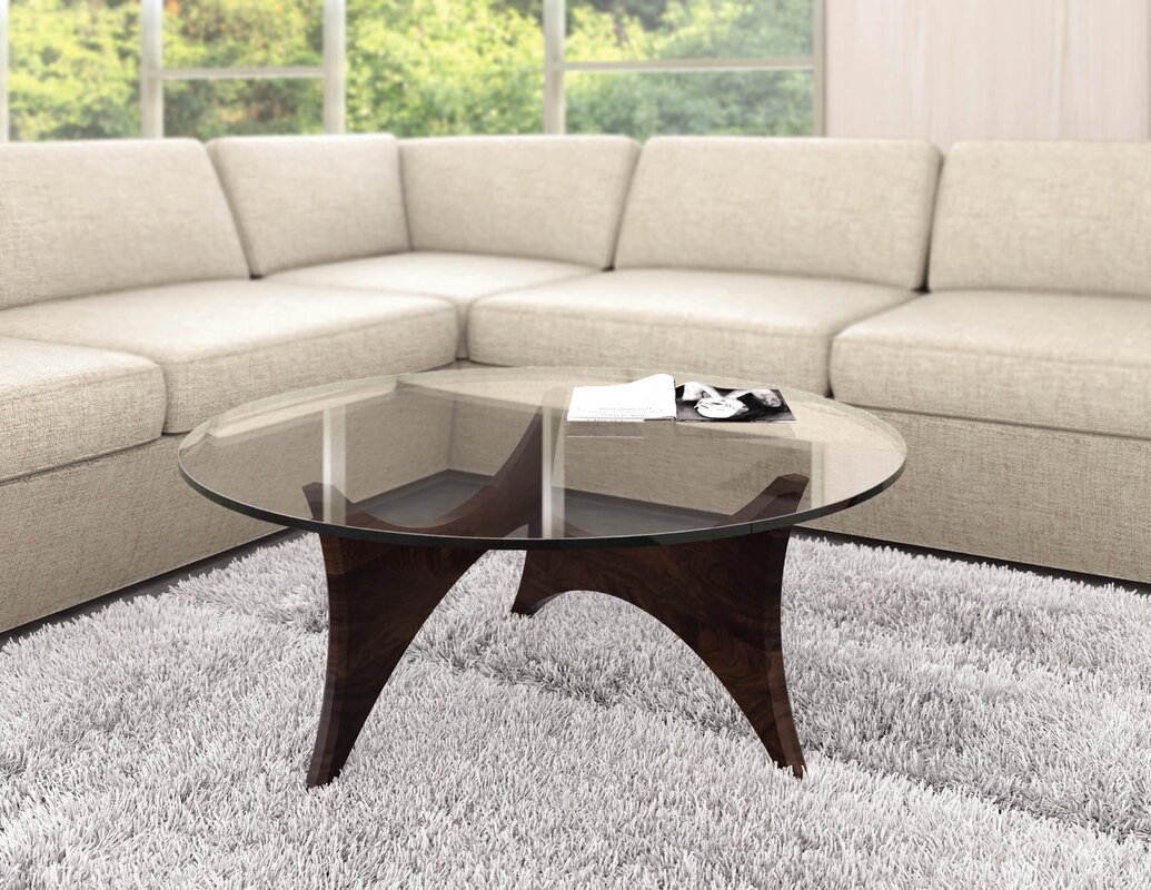 Copeland Furniture Pivot Statements Coffee Table Amp Reviews