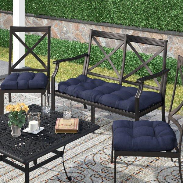 3 Piece Outdoor Cushion Sets | Wayfair