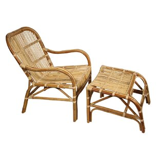 Charmant Lounge Chair And Ottoman