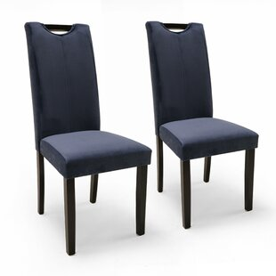 Danas Upholstered Dining Chair (Set Of 2) Top Reviews