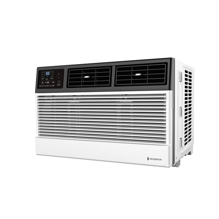 Chill Premier 6,000 BTU Energy Star Window Air Conditioner with Remote and  WiFi Control