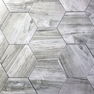 Artisan Wood Hexagon 8\