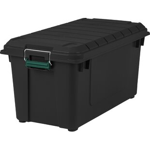 Beau 21.8 Gallon Weathertight Storage Tote