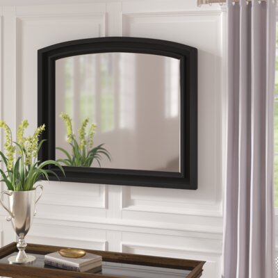 Arch Amp Crowned Top Black Mirrors You Ll Love In 2019 Wayfair