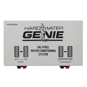 No Salt Treatment Water Conditioner Softener and Descaler System