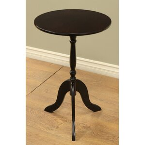 Pedestal End Table by Mega..