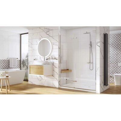 Shower Doors Bath Screens Amp Shower Screens You Ll Love