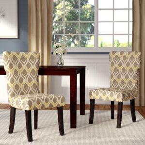 thornton parsons chair set of 2 - Wayfair Dining Chairs