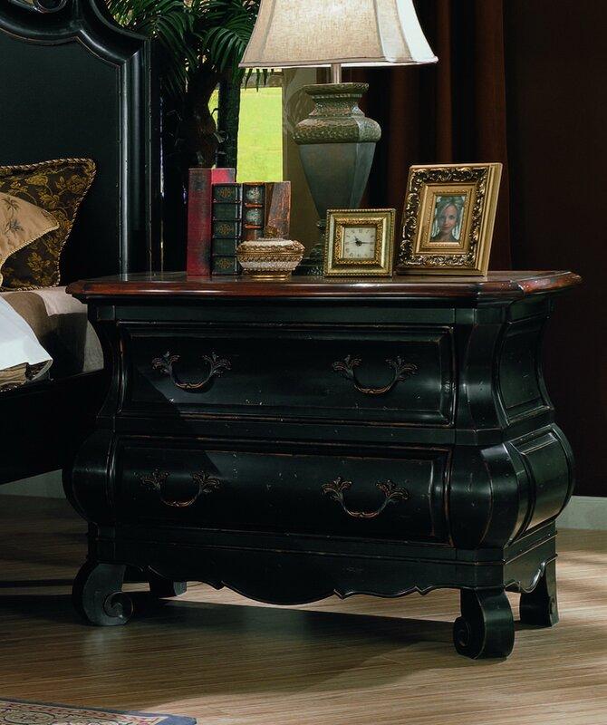 Easternlegends liege bombe 2 drawer nightstand reviews for Eastern legends bedroom furniture