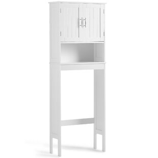 Etagere 23 1 W X 62 5 H Over The Toilet Storage