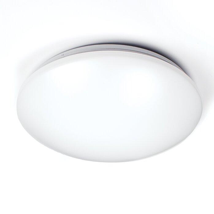 WAC Lighting Glo 1-Light Flush Mount