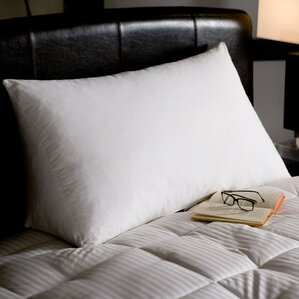 Reading Wedge Goose Down and Feather King Pillow by Downlite