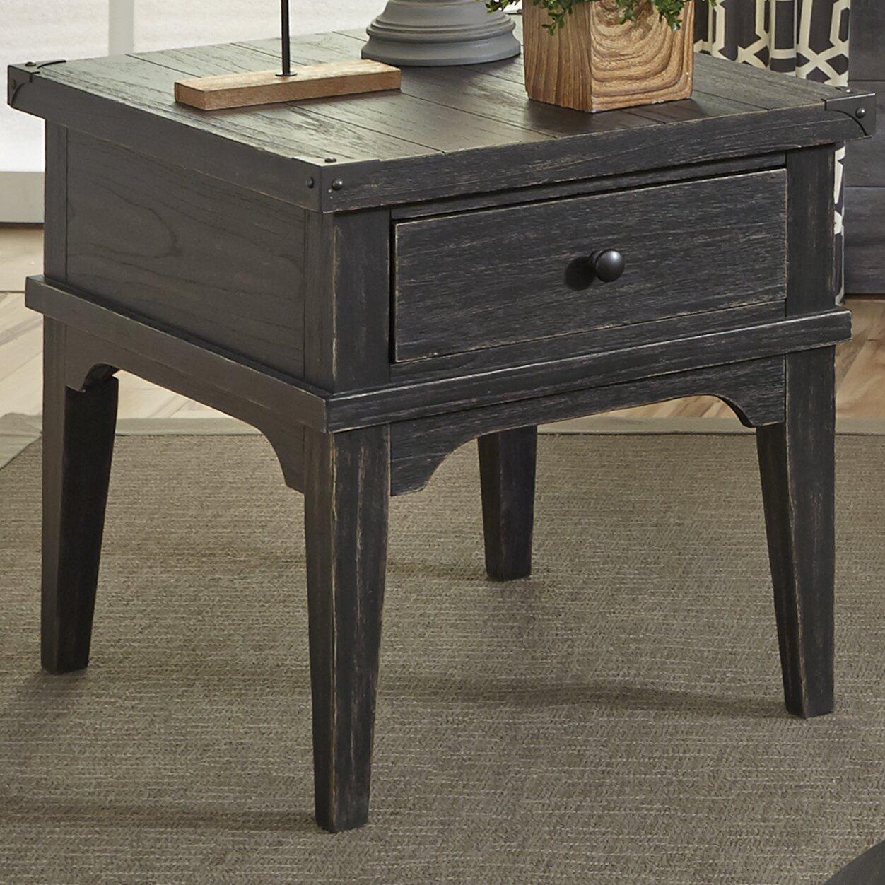Lark manor paras arm chair amp reviews wayfair ca - Cristal End Table