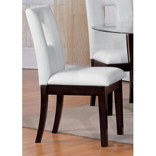 Breland Upholstered Dining Chair (Set Of 2) Amazing