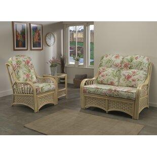 Jaxson 3 Piece Sofa Set by Bay Isle Home