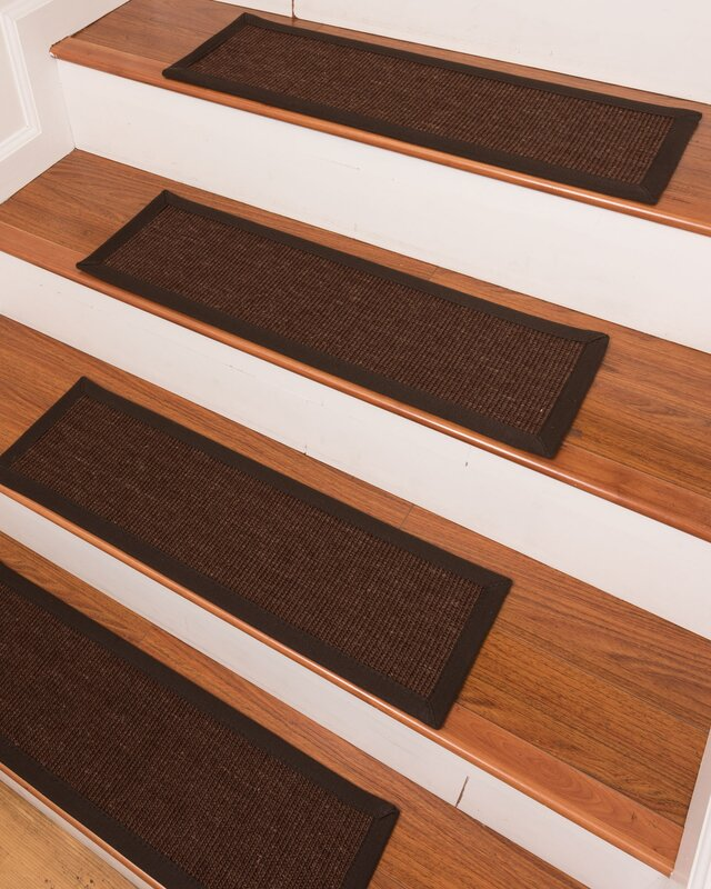 Clarina Brown Stair Tread