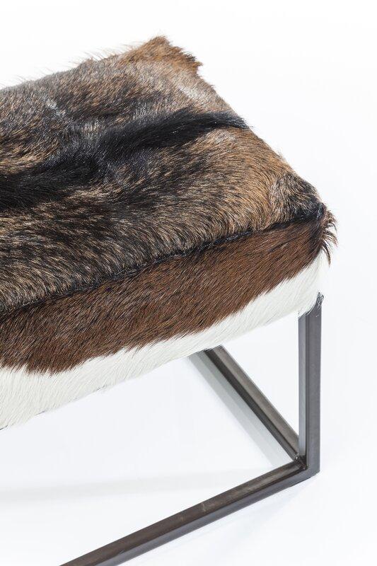 kare design gepolsterte schlafzimmerbank country life. Black Bedroom Furniture Sets. Home Design Ideas
