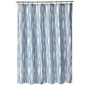 Shell Rummel Tidelines Shower Curtain