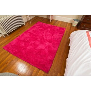 Spicewood Super Soft Pink Area Rug
