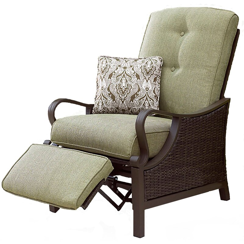 Sherwood Luxury Recliner Chair With Cushions