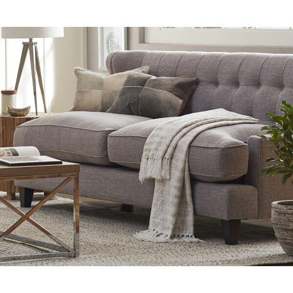 Laurel Foundry Modern Farmhouse Carson Wingback Sofa