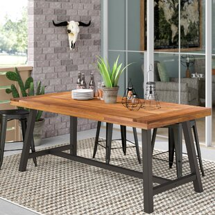 Polanco Solid Wood Dining Table