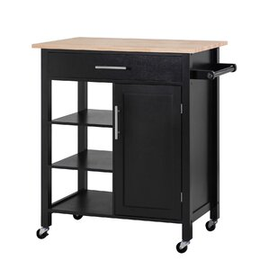 Rosemont Kitchen Cart by Sunjoy
