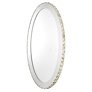 Framed Oval Bathroom Mirrors Wayfair