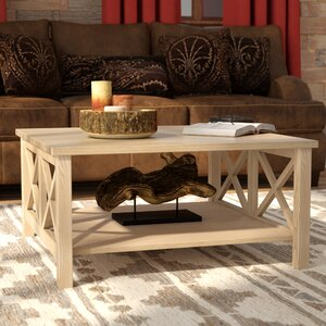 Cosgrave Double X Square Coffee Table