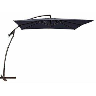 Marie Patio 8u0027 Square Cantilever Umbrella