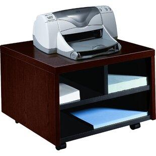 Beau 10700 Series Mobile Printer Stand