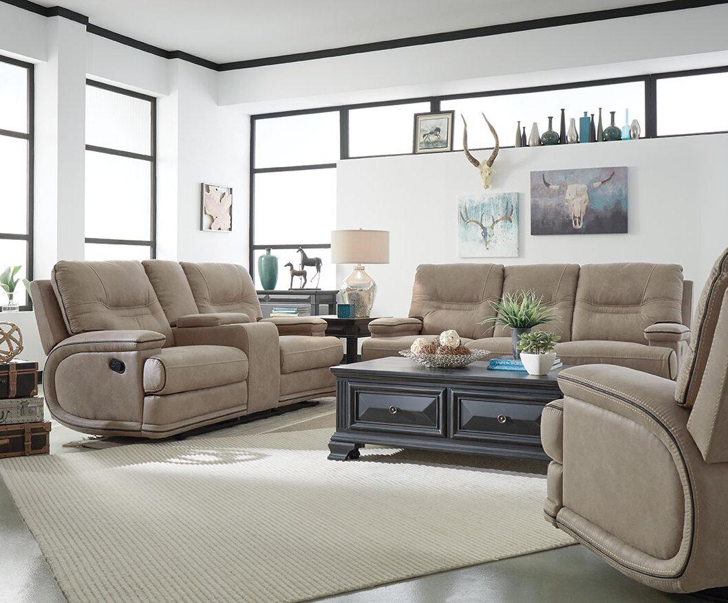 Latitude Run Camron Configurable Living Room Set | Wayfair
