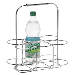 Wires 6 Bottle Tabletop Wine Rack