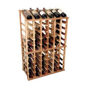 Designer Series 66 Bottle Floor Wine Rack