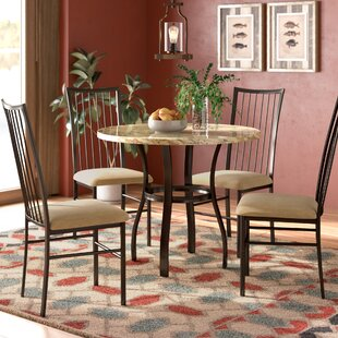Roopville 5 Piece Dining Set