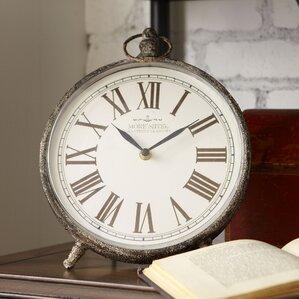 Arcada Table Clock