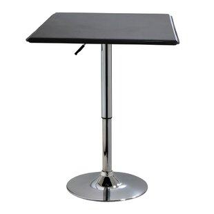 Heriberto Adjustable Pub Table