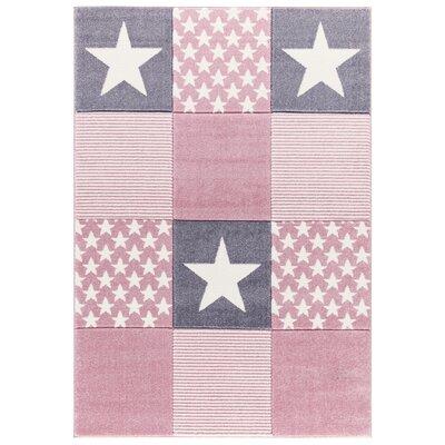 Pink Geometric Rugs You Ll Love Wayfair Co Uk