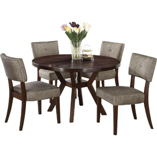 Kraemer 5 Piece Dining Set Best #1
