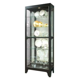 Beau Charndon Lighted Curio Cabinet