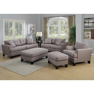 Norwich Configurable Living Room Set
