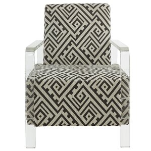 Fabric Armchair by !nspire