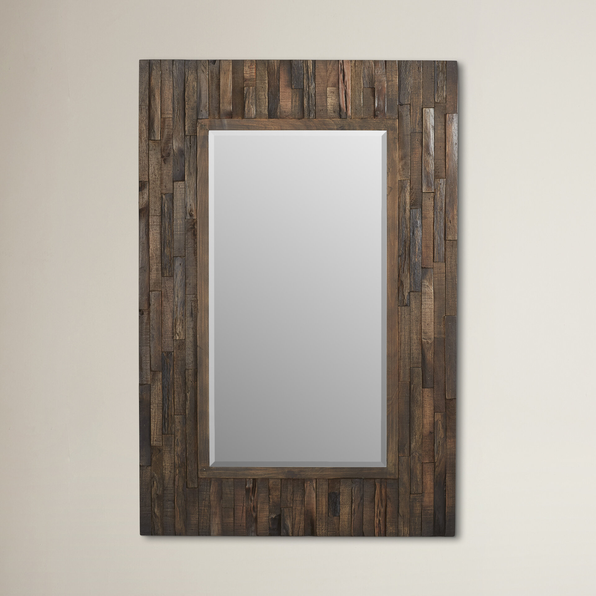 Loon peak lewis rectangular wall mirror reviews wayfair