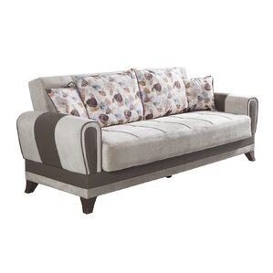 Lima 3 Seater Convertible Sleeper Sofa by Sync Home Design