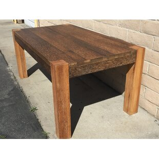 Chad Solid Wood Dining Table